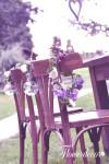 Věneček a výzdoba židlí